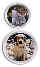 Button Photo Favors